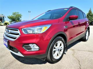 Used 2018 Ford Escape SE | Blind Spot Monitor | Adaptive Cruise | Navigation for sale in Essex, ON