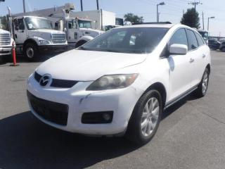 Used 2007 Mazda CX-7 Grand Touring for sale in Burnaby, BC