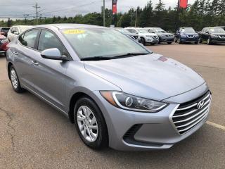 Used 2017 Hyundai Elantra L for sale in Charlottetown, PE