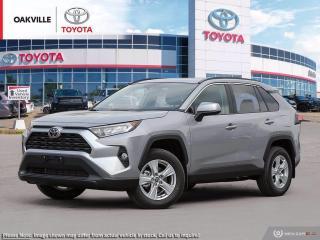 New 2021 Toyota RAV4 XLE for sale in Oakville, ON