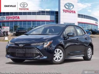 New 2021 Toyota Corolla Hatchback for sale in Oakville, ON