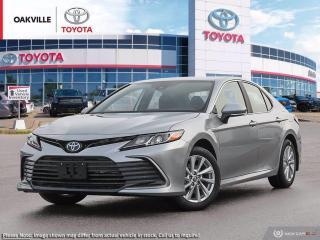 New 2021 Toyota Camry HYBRID Hybrid LE for sale in Oakville, ON