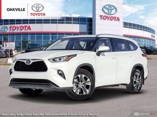 New 2021 Toyota Highlander XLE for sale in Oakville, ON