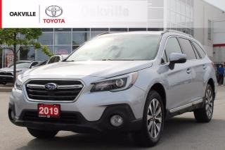 Used 2019 Subaru Outback 2.5i Premier EyeSight Package Premier 2.5i with Clean Carfax and One Owner for sale in Oakville, ON