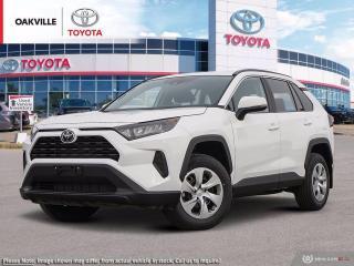 New 2021 Toyota RAV4 LE for sale in Oakville, ON