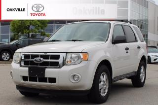Used 2010 Ford Escape XLT Automatic XLT 4WD with Low Kilometers and Clean Carfax | SELF CERTIFY for sale in Oakville, ON