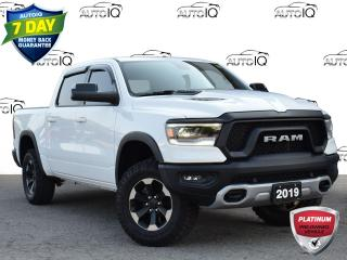 Used 2019 RAM 1500 Rebel This just in!!! for sale in St. Thomas, ON