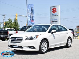 Used 2017 Subaru Legacy 2.5i Touring AWD ~Heated Seats ~Sunroof ~Bluetooth for sale in Barrie, ON