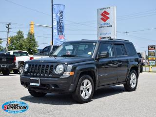 Used 2011 Jeep Patriot North ~Power Moonroof ~Power Windows/Locks ~A/C for sale in Barrie, ON