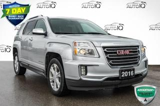 Used 2016 GMC Terrain SLT AWD LEATHER INTERIOR for sale in Innisfil, ON