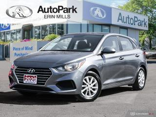 Used 2020 Hyundai Accent Preferred PREFERRED|BACKUP CAM|HEATED SEATS|BLUETOOTH for sale in Mississauga, ON