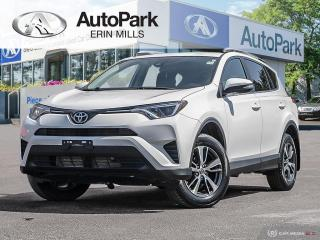 Used 2018 Toyota RAV4 AWD, JUST ARRIVED, FUEL EFFICENT SUV, PRICED TO SELL for sale in Mississauga, ON