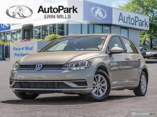 Used 2019 Volkswagen Golf 1.4 TSI Comfortline 1.4 TSI COMFORTLINE, REAR CAMERA, ALLOY WHEELS for sale in Mississauga, ON