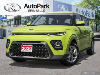 Used 2020 Kia Soul EX SIDE BLIND ZONE ALERT | REAR CAMERA | HEATED SEATS/ MIRRORS | KEYLESS ENTRY | BLUETOOTH | for sale in Mississauga, ON
