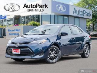 Used 2018 Toyota Corolla LE, HEATED SEATS, BACK-UP CAMERA, BRAKE / LANE KEEP ASSIST, BLUETOOTH for sale in Mississauga, ON