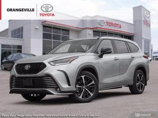 New 2021 Toyota Highlander XSE AWD for sale in Orangeville, ON