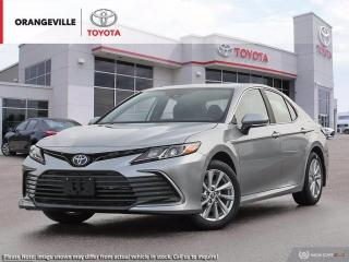 New 2021 Toyota Camry HYBRID Hybrid LE Auto for sale in Orangeville, ON