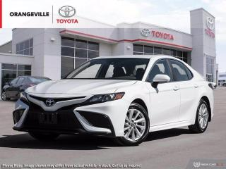 New 2021 Toyota Camry SE Auto for sale in Orangeville, ON