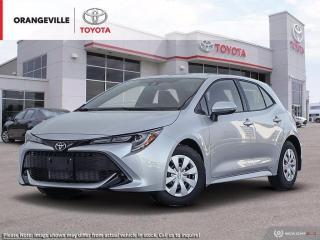 New 2021 Toyota Corolla Hatchback CVT for sale in Orangeville, ON