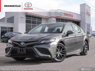 New 2021 Toyota Camry HYBRID Hybrid SE Auto for sale in Orangeville, ON