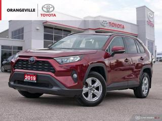 Used 2019 Toyota RAV4 XLE , AWD, LOW KM, HEATED SEATS, BACK-UP CAM, SUNROOF for sale in Orangeville, ON