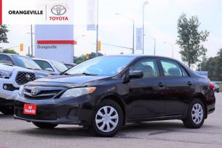 Used 2011 Toyota Corolla CE, AUTO, AS-TRADED. for sale in Orangeville, ON