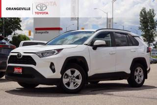 Used 2019 Toyota RAV4 XLE, AWD, HEATED SEATS, BACK-UP CAMERA, SUNROOF for sale in Orangeville, ON