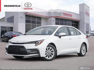 New 2021 Toyota Corolla SE CVT for sale in Orangeville, ON