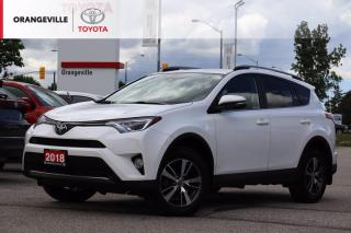 Used 2018 Toyota RAV4 XLE, AWD, HEATED SEATS, BACK-UP CAMERA, SUNROOF for sale in Orangeville, ON