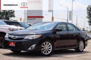 Used 2012 Toyota Camry XLE, BACK-UP CAMERA, HEATED SEATS, NAVIGATION, SUNROOF, AS-TRADED. for sale in Orangeville, ON