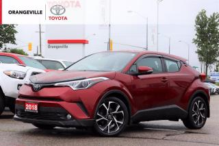 Used 2018 Toyota C-HR XLE, HEATED SEATS, BLUETOOTH, BACK-UP CAMERA, BRAKE / LANE KEEP ASSIST for sale in Orangeville, ON