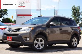 Used 2013 Toyota RAV4 XLE, HEATED SEATS, BLUETOOTH, SUNROOF, AS-TRADED for sale in Orangeville, ON