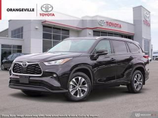 New 2021 Toyota Highlander XLE AWD for sale in Orangeville, ON