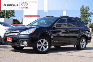 Used 2013 Subaru Outback 2.5i Touring Package 2.5i Touring AWD, SUNROOF, HEATED SEATS, BLUETOOTH, AS-TRADED for sale in Orangeville, ON