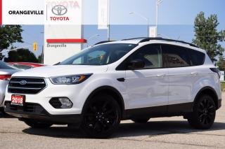 Used 2018 Ford Escape SE, AWD, NAVIGATION, HEATED SEATS, BACK-UP CAMERA, BLIND SPOT MONITORING. for sale in Orangeville, ON