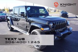 New 2021 Jeep Gladiator High Altitude   Keyless Start   Back-up Camera   7 Inch Display   Advanced Safety Group for sale in Weyburn, SK