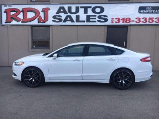 Used 2013 Ford Fusion SE ACCIDENT FREE for sale in Hamilton, ON