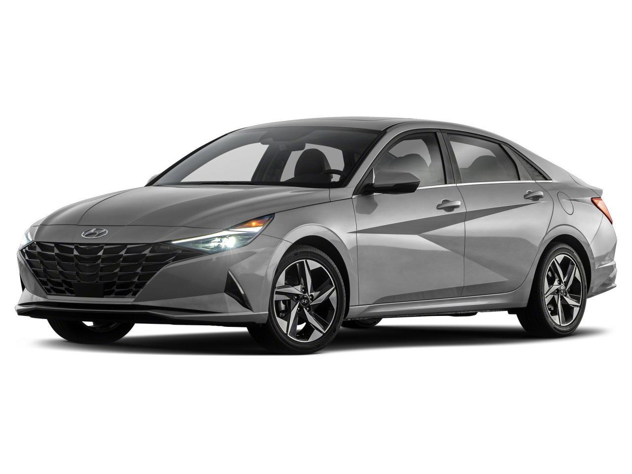 2021 Hyundai Elantra HYBRID PREFERRED NO OPTIONS