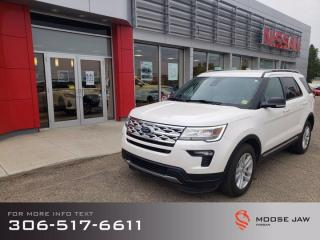 Used 2019 Ford Explorer XLT for sale in Moose Jaw, SK