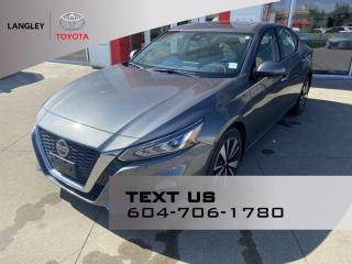 Used 2019 Nissan Altima 2.5 SV for sale in Langley, BC