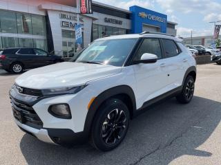 New 2022 Chevrolet TrailBlazer LT for sale in Brampton, ON