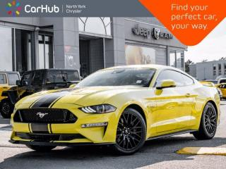Used 2021 Ford Mustang GT Premium Fastback Heated & Vented Seats 5.0L V8 Manual Transmision for sale in Thornhill, ON