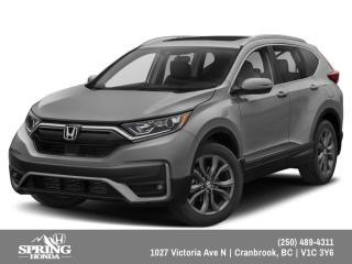 New 2021 Honda CR-V Sport for sale in Cranbrook, BC