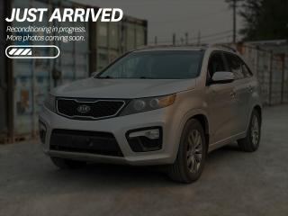 Used 2011 Kia Sorento WELL MAINTAINED, LOCAL TRADE, NO PETS, NON-SMOKER for sale in Cranbrook, BC