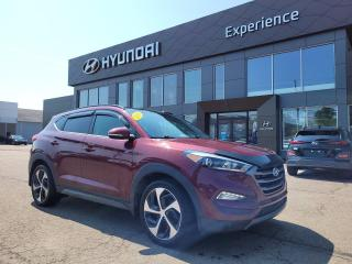 Used 2016 Hyundai Tucson Limited for sale in Charlottetown, PE