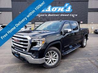 Used 2019 GMC Sierra 1500 SLE - Heated Seats & Steering Wheel, Remote Start, Cruise Control, Bluetooth, Alloys and More! for sale in Guelph, ON