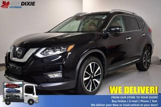 Used 2017 Nissan Rogue SUV for sale in Mississauga, ON