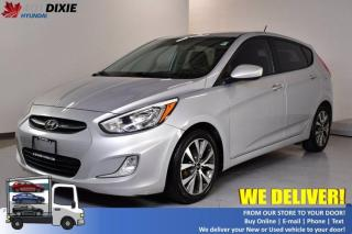 Used 2017 Hyundai Accent SE for sale in Mississauga, ON