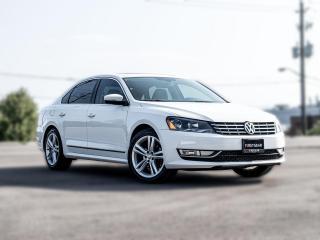 Used 2012 Volkswagen Passat Highline I Navigation for sale in Toronto, ON