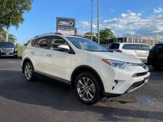 Used 2018 Toyota RAV4 Hybrid Limited   Hybrid   AWD   Navi   Sunroof for sale in Ottawa, ON